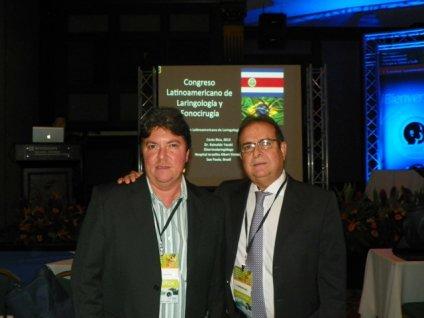 Dr. Antônio Roberto Setton e Dr. Jeferson D\'Avila