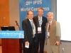 Dr. Jeferson d\'Avila, Dr. Paulo Pontes e Dr. Domingos Tsuji