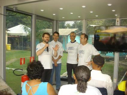 campanha Nariz, Ouvido e Garganta em Sergipe