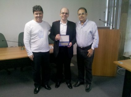 Homenagem ao Prof. Dr. Ronaldo Frizzarini