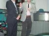 Dr. Jeferson d´Avila e Dr. Paulo Perazzo